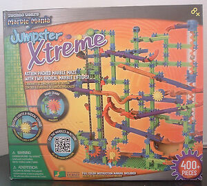 Jumpster Extreme Techno Gears Marble Mania Run Learning Journey 650+ pcs