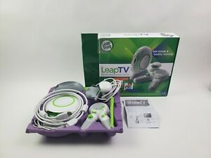 LeapFrog LeapTV Educational Video Gaming System Console ...