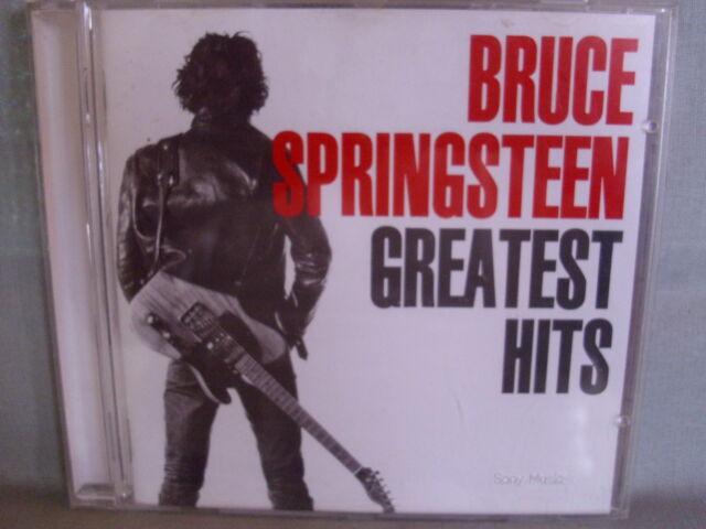 Bruce Springsteen-  Greatest Hits WIE NEU