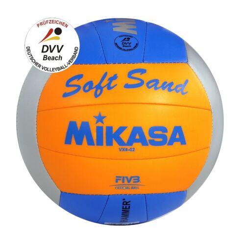 Grevinga® Mikasa Beachvolleyball Soft Sand 141152