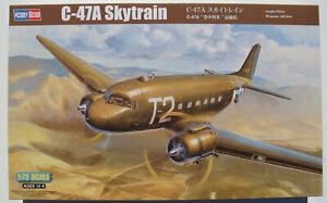 HOBBY-BOSS-87264-Douglas-C-47A-Skytrain-1-72-Flugzeug-Modellbausatz-Kit-47