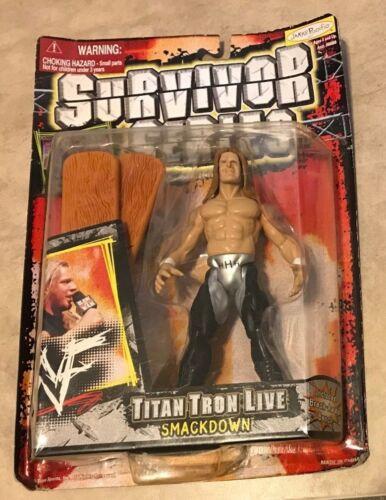 WWE HHH Survivor Series TITAN TRON Live Smackdown FIGURE NEW FACTORY SEALED