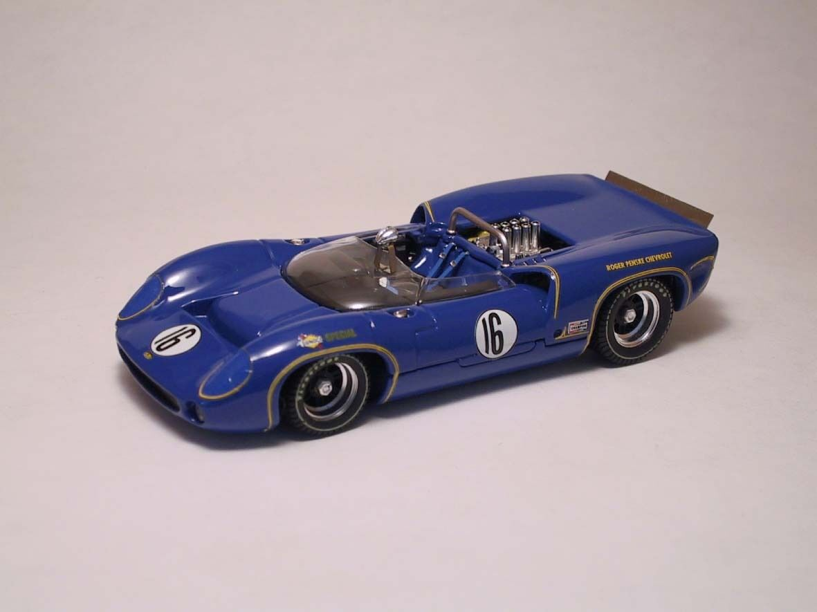 Lola t70 Spyder   16 DNF can-am St Jovite 1966 M. O'Donoghue 1 43 Model Best Models  réductions et plus