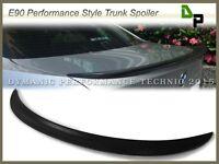 Unpainted Performance Style Trunk Spoiler For Bmw E90 3-series Sedan 2005-2011