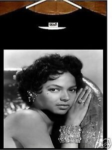 2151222c Image is loading Dorothy-Dandridge-T-shirt-Dorothy-Dandridge-Tee-shirt
