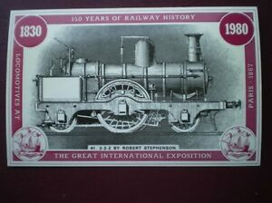POSTCARD 222 LOCO BY ROBERT STEPHENSON 150 YEARS OF RAILWAYS - <span itemprop='availableAtOrFrom'>Tadley, United Kingdom</span> - Full Refund less postage if not 100% satified Most purchases from business sellers are protected by the Consumer Contract Regulations 2013 which give you the right to cancel the purchase w - <span itemprop='availableAtOrFrom'>Tadley, United Kingdom</span>