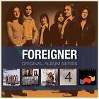 Original Album Series by Foreigner (CD, 2009, 5 Discs, Warner Bros.)