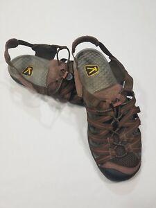 b82d974302a2 KEEN  Kuta  Brown Sport Sandal Men s Size US 9 M - MSRP  100