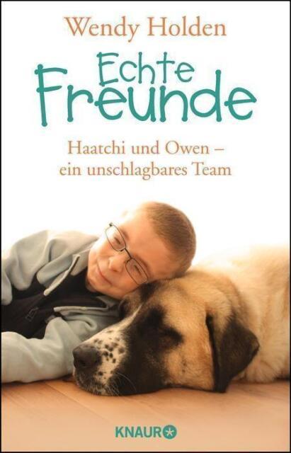 Echte Freunde von Wendy Holden (2014, Taschenbuch), UNGELESEN
