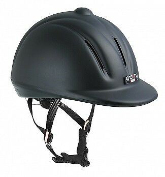 Reithelm Youngster matt schwarz CASCO Reitkappe pferdo24 Jugendhelm Helm TOP pferdo24 Reitkappe 396f0a