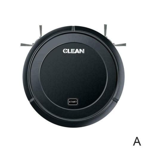 Smart Robot Vacuum Cleaner Automatic Sweeper Floor Carpet Clean NEU O7G0