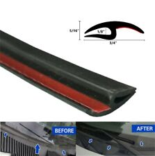 Windshield Rubber Seal Trim Weather Stripping Auto Car Front Rear Window 10 Ft Fits 2006 Civic