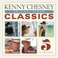 Kenny Chesney - Original Album Classics [new Cd] Boxed Set