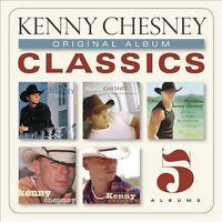 Kenny Chesney - Original Album Classics [new Cd] Boxed Set on Sale
