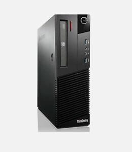 LENOVO PC M93P SFF I5-4570 8GB 500GB W10PRO DVD REFURBISHED GRADO A
