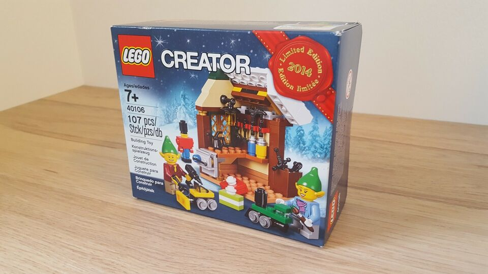 Lego Creator, 40106