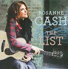 The List by Rosanne Cash (CD, Oct-2009, EMI-Manhattan)