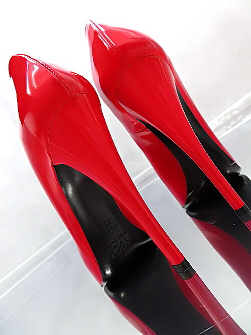 1969 Unique Farbe Farbe Farbe Real Leder MADE IN ITALY Sexy High Heels Pumps L65 Leder  37 7fd7eb
