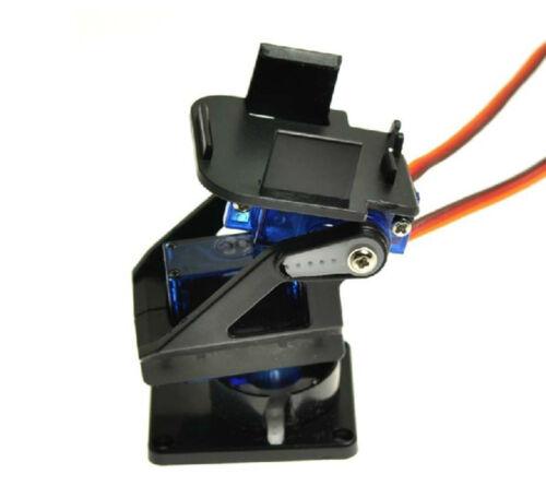 Play Toy Pan//Tilt Servo Camera Mount Plate-forme anti-vibration pour Avion FPV Drone