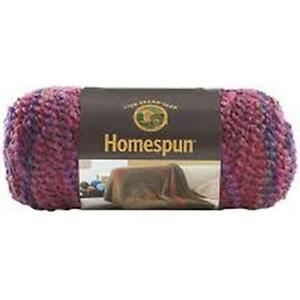 LIONBRAND-HOMESPUN-Various-Colours