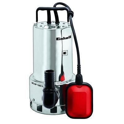 EINHELL Schmutzwasserpumpe GC-DP 1020 N Wasserpumpe Gartenpumpe Tauchpumpe NEU