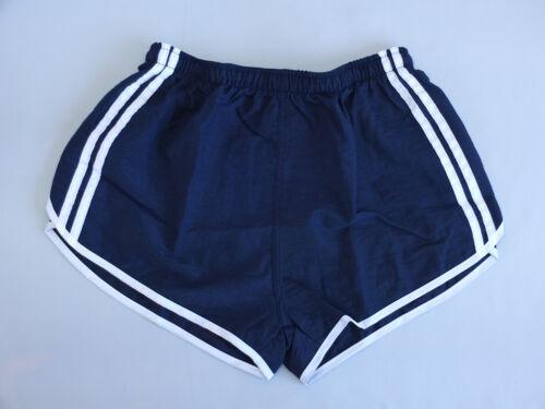 Farben u Größen Shorts Frz verschied Vintage Sport Nylon wahlw Sporthose