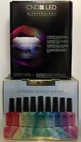 Cnd Gift Set 9200 Led Light Lamp 3c Tech + Superior Kit 19-pc Shellac Set