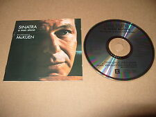 Frank Sinatra A Man Alone 12 track cd 1969 Excellent Condition