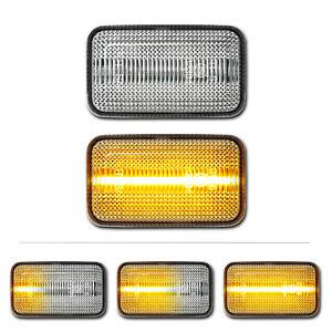 WEISSE-dynamische-LED-Seitenblinker-Porsche-911-964-993-924-944-968-959