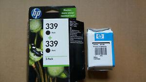 CARTOUCHE-HP-339-Noir-C8767EE-Neuve-Livraison-Gratuite-Erreur-d-039-achat