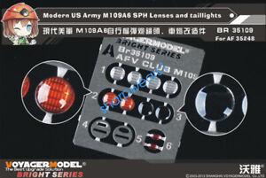 Voyager-1-35-BR35109-U-S-Army-M109A6-SPH-Lenses-and-taillights-For-AFV-AF35248