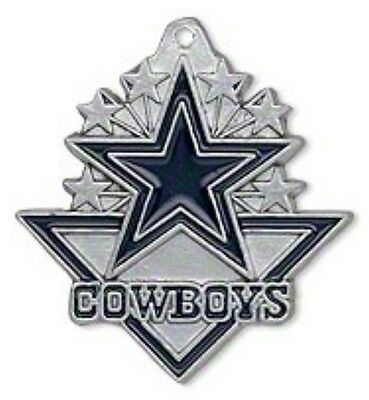 NFL® Dallas Cowboys,28x25mm Pewter Charm 1 Per
