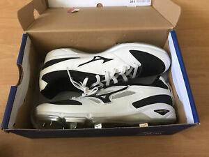 Détails sur Nouveau Mizuno Men's dominant IC Baseball Chaussure Métal Crampons MN 9.5 Baseball afficher le titre d'origine