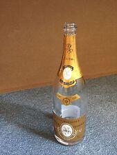 Roederer Cristal Vintage 2006 1,5l Magnum Flasche Leer Deko Champagner Shisha