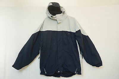 American Eagle Fleece-Lined Hooded Ski/Snowboard/Winter Jacket, Men's Small 3860