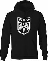 Pontiac Fiero Wings Racing Retro - Hoodie Sweatshirt