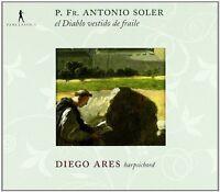 Diego Ares - El Diablo Vestido De Fraile -c [new Cd] on Sale