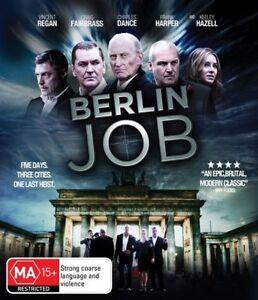 Berlin-Job-Blu-ray-2014-terrific-Condition-Charles-Dance