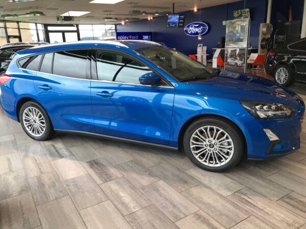 Ford Focus 1,0 EcoBoost Titanium Business stc - billede 3
