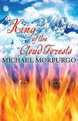 KING of the CLOUD FORESTS NEW MICHAEL MORPURGO 9781405226684