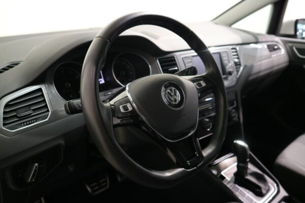 VW Golf Sportsvan 1,4 TSi 125 Comfortline DSG BMT - billede 4