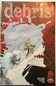 Debris-4-VF-NM-1st-Print-Image-Comics