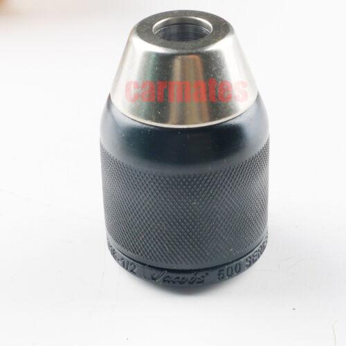 Jacobs Metal Single Sleeve DRILL CHUCK 13MM For Bosch GMC AEG HITACHI AU STOCK