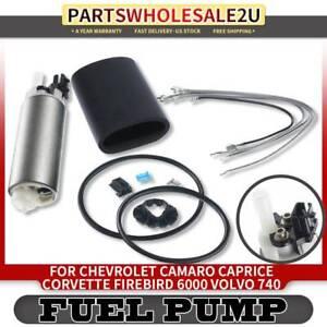 Fuel Pump for Chevrolet Caprice Camaro Corvette Firebird Grand Prix Volvo 740