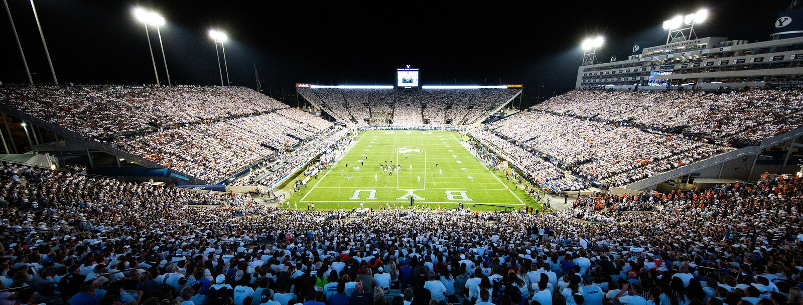 Portland State Vikings at BYU Cougars Football