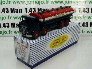 DT97E-reedition-DINKY-TOYS-atlas-camion-citerne-Foden-tanker-Regent-942UK