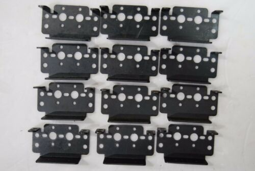 * 12 Metal Multifunction Servo Bracket Steering Head Robot Manipulator MG995//6