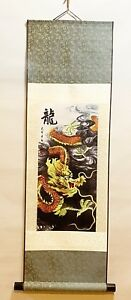 Chinese-Silk-Scroll-Wall-Hanging-with-Printed-Chinese-Painting-Dragon-Design