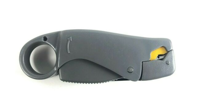 3 Blade Model For RG-58//59//62//6//3C2V//4C//5C Eclipse 200-005 Coax Stripper