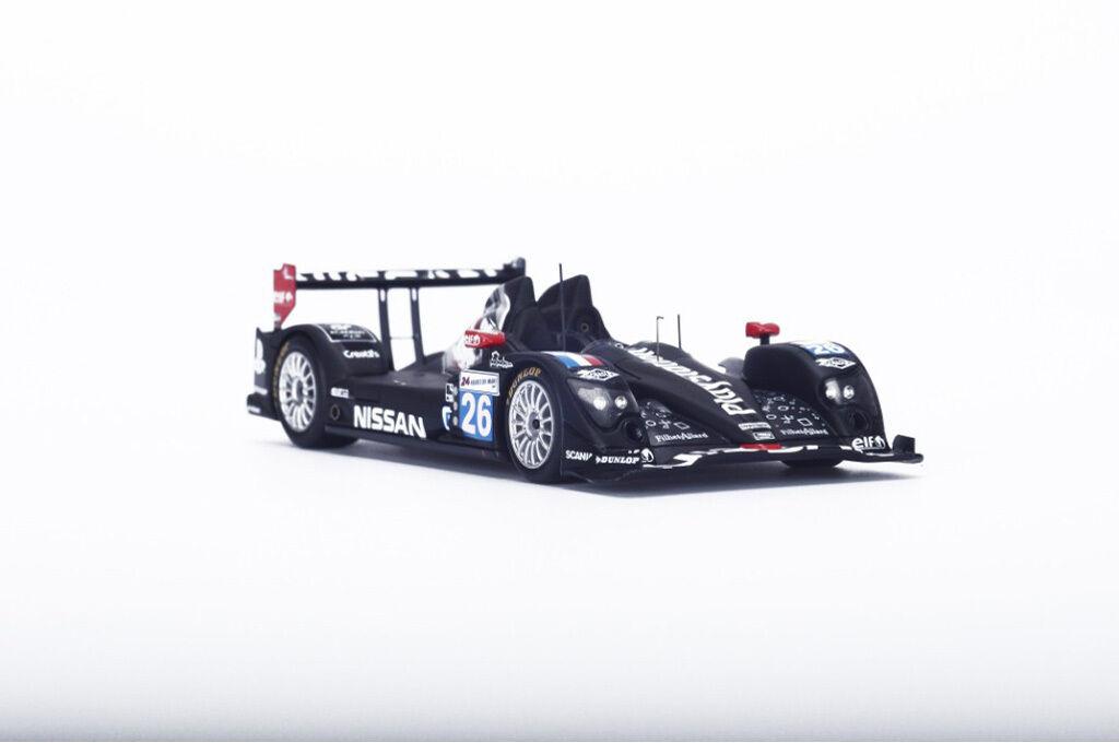 SPARK ORECA 03-Nissan Signatech Le Mans Mans Mans 2011 Mailleux -ordonez S4554 1 43 9f8a4e